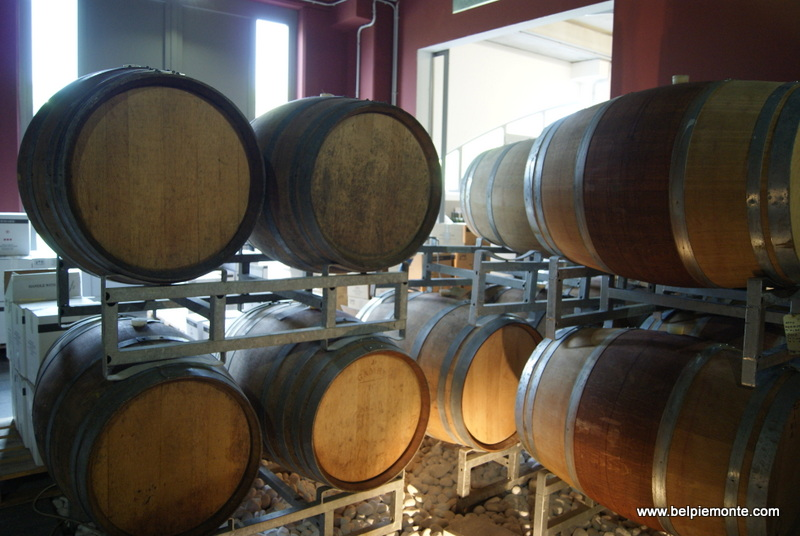 barricaia – a room dedicated to keeping barrels