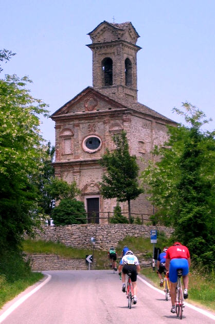 Biking with CycleItalia in Piedmont, Italy