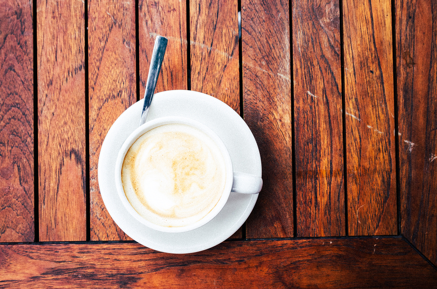 There's always time for caffè or cappucino