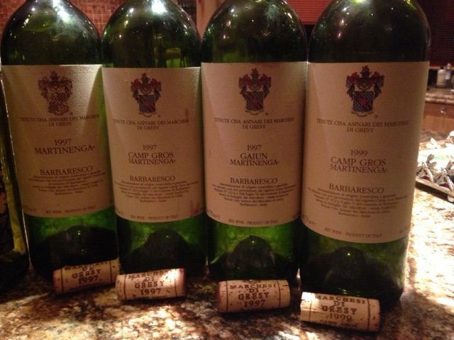 Marchesi di Gresy wine