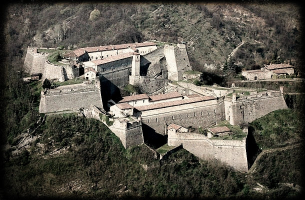 Fort of Gavi. Photo from www.targatocn.it