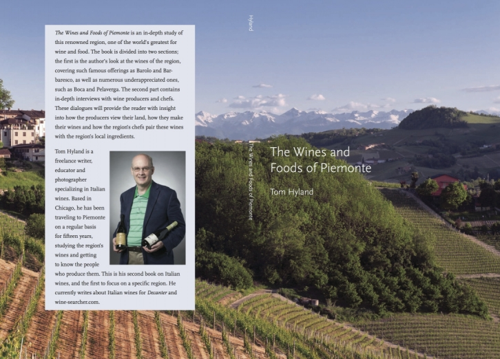 The Wines and Foods of Piemonte, by Tom Hyland