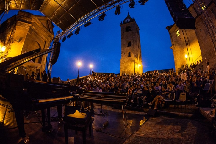MonfortinJazz Festival. Photo from MonforteinJazz Festival facebook