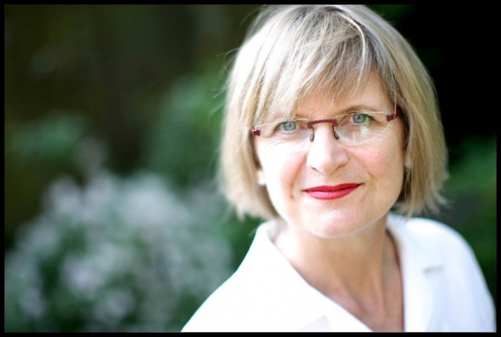 Jancis Robinson, photo from Facebook