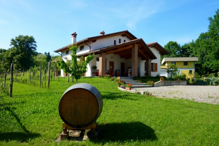 Antico Borgo dei Cavalli winery in Boca wine country, Alto Piemonte