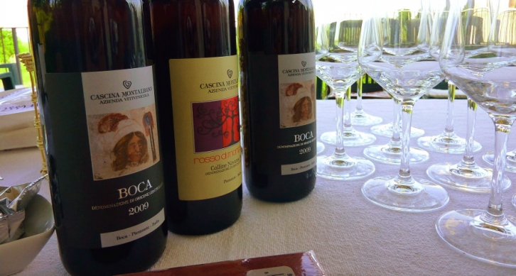 Wines of Cascina Montalbano