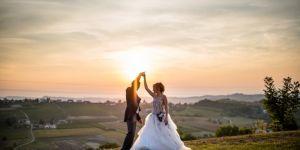 Sposarsi fra le vigne, le migliori wedding location del Piemonte
