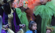 Carnevale - February 6-March 8, Mondovì (CN)