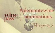Wine Pass Nominations: Name Your Top 3 Wines from Piemonte